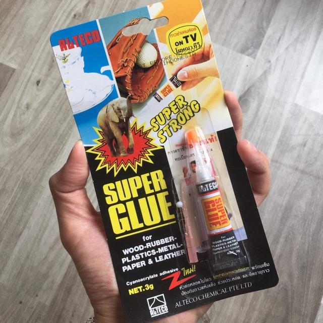 Keo dán đa năng Super Glue