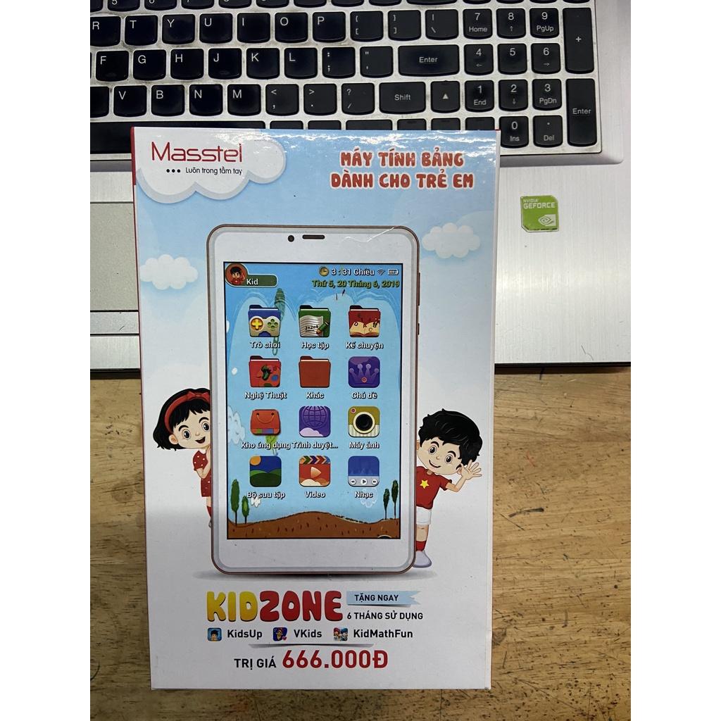 Mã 159ELSALE hoàn 7% đơn 300K] Máy tính bảng Masstel Tab 7 Plus Kidzone (  Hàng chính hãng)+ Tặng kèm bao da   HolCim - Kênh Xây Dựng Và Nội Thất