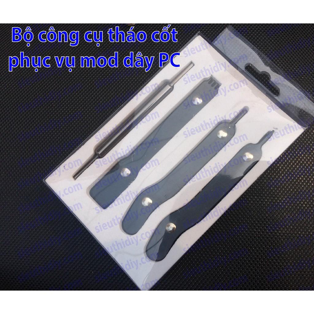 Bộ công cụ tháo cos cốt, mod dây nguồn máy tính - 3017931 , 964913698 , 322_964913698 , 280000 , Bo-cong-cu-thao-cos-cot-mod-day-nguon-may-tinh-322_964913698 , shopee.vn , Bộ công cụ tháo cos cốt, mod dây nguồn máy tính