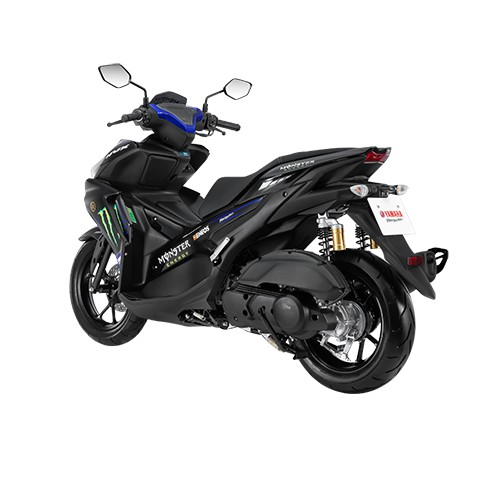 Xe Máy Yamaha NVX 155 - Phiên bản Monster thế hệ II 2020