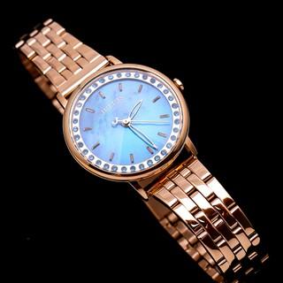 Đồng hồ nữ JULIUS JA959 dây thép