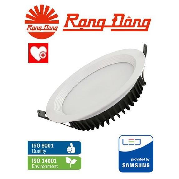Đèn LED âm trần downlight 12W, vỏ nhôm đúc, Rạng Đông ChipLED SAMSUNG (DAT04) - 3496622 , 750846939 , 322_750846939 , 109000 , Den-LED-am-tran-downlight-12W-vo-nhom-duc-Rang-Dong-ChipLED-SAMSUNG-DAT04-322_750846939 , shopee.vn , Đèn LED âm trần downlight 12W, vỏ nhôm đúc, Rạng Đông ChipLED SAMSUNG (DAT04)