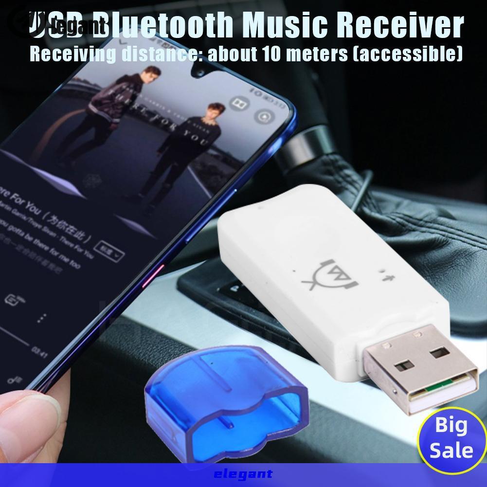 Usb Nhận Tín Hiệu Âm Thanh Bluetooth Không Dây Ebbt-470 Usb A2Dp
