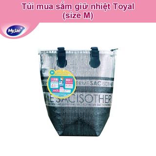 Túi mua sắm giữ nhiệt Toyal MyJae