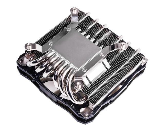 Tản nhiệt khí CPU ID-Cooling IS-60 - Chính hãng BH 24 tháng, thích hơp main mini itx, tiny pc