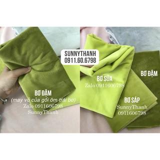 1mx1m5 vải màu đặc biệt 2 của SunnyThanh vải lông nhung siêu mềm mịn Hàn Quốc may thú nhồi bông, áo khoác, doll, outfits