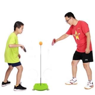 [Freeship 50k]BÓNG BÀN PHẢN XẠ, bộ bóng bàn rèn luyện phản xạ và mắt trẻ