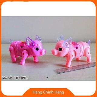 [Giảm giá] Lợn nhựa biết đi phát nhạc