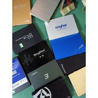 Ổ Cứng SSD cũ dung lượng: 120gb chính hãng tháo máy