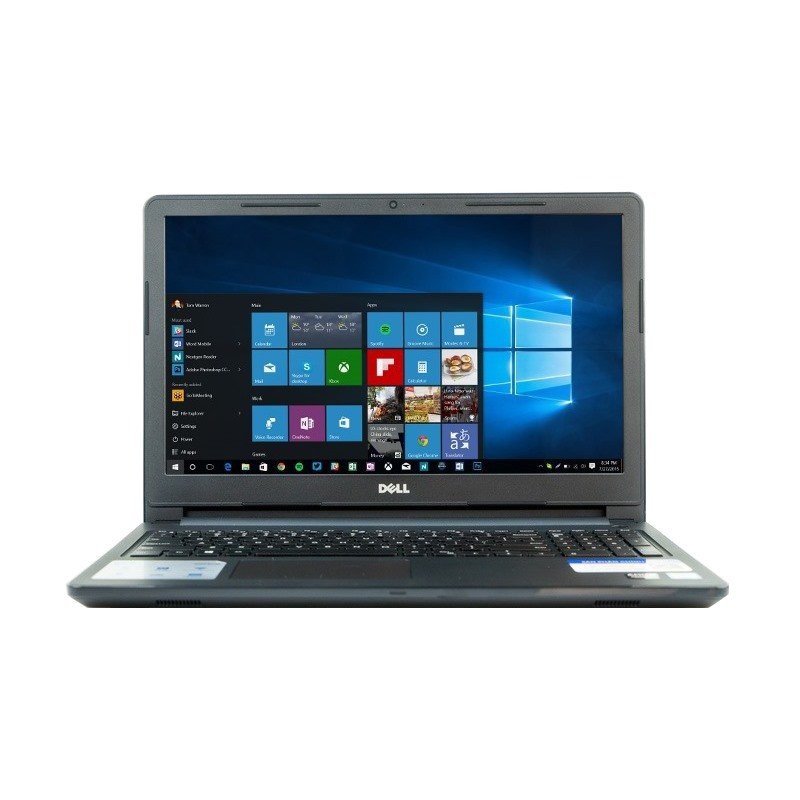 LAPTOP DELL 3576 CORE I5-8250U, RAM 4G, HDD 1T, VGA 2GB, MÀU ĐEN, MÀN FHD, ( NEW FULL BOX)