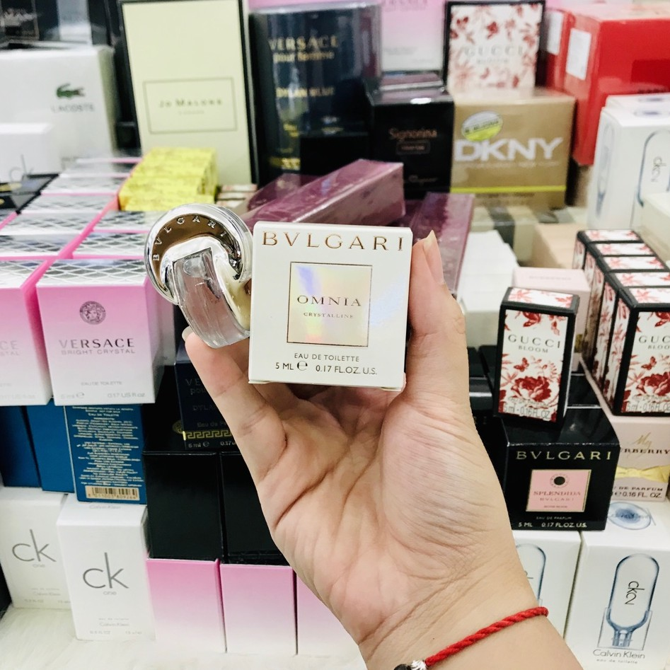 Nước hoa mini Bvlgari Crystalline 5ml