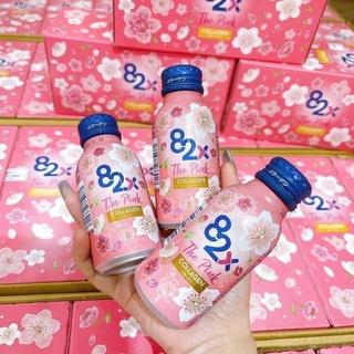 Collagen 82X The Pink - Nước Uống Đẹp Da 82X The Pink Collagen, 82X The Pink - Hộp 10 chai thumbnail