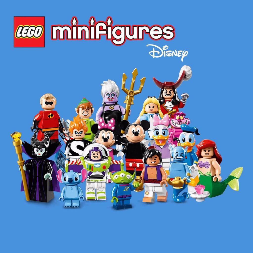 LEGO Minifigures Disney Series 71012 – Nhân Vật LEGO Chính Hãng Đan Mạch