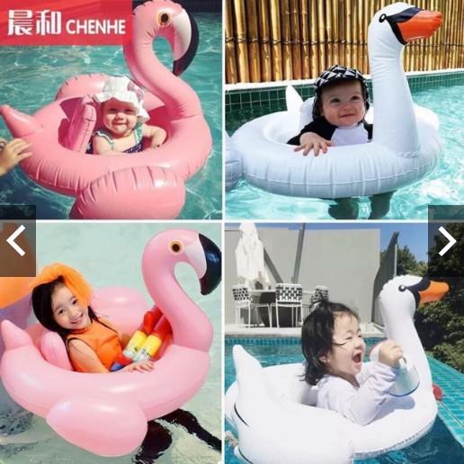 Phao bơi thiên Nga cho bé trai/bé gái