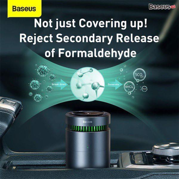 Lọc khí siêu phân tử màn hình kỹ thuật số Baseus Supramolecule formaldehyde purifier