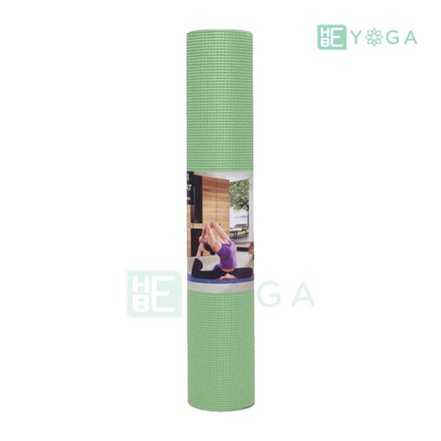 Thảm Yoga Ribobi 4mm Cao Cấp Màu Xanh Lá