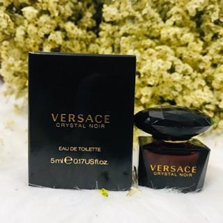 Nước hoa mini Versace Noir 5ml thumbnail