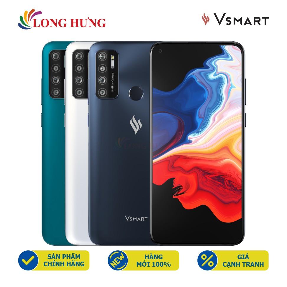 Điện thoại Vsmart Live 4 (6GB/64GB) - Hàng chính hãng