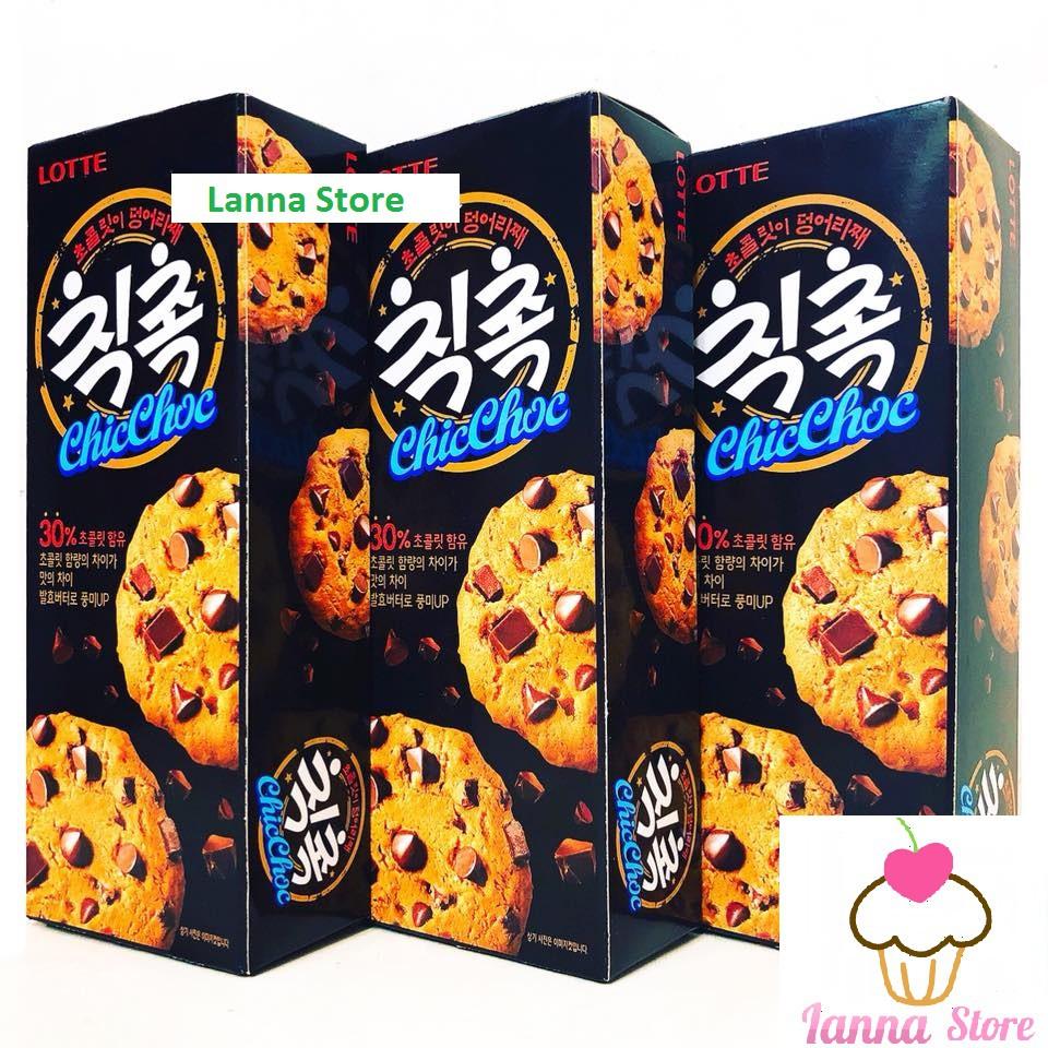 Bánh cookie sô cô la Lotte - hàng xách tay Hàn Quốc - 2691811 , 983615736 , 322_983615736 , 45000 , Banh-cookie-so-co-la-Lotte-hang-xach-tay-Han-Quoc-322_983615736 , shopee.vn , Bánh cookie sô cô la Lotte - hàng xách tay Hàn Quốc