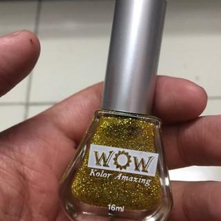 Hàng chất lượng Sơn Kim tuyến màu vàng siêu đẹp soang choảnh hiệu Wow nổi tiếng và giá rẻ. thumbnail