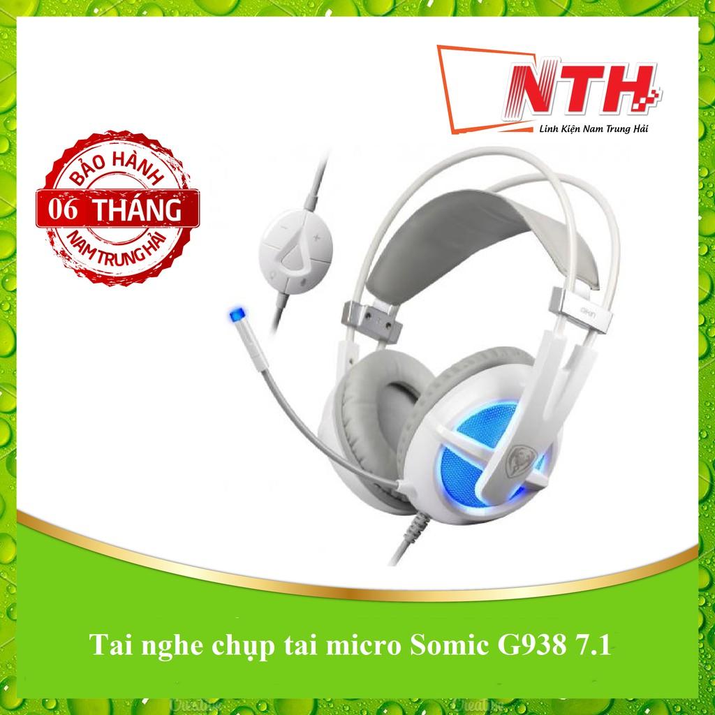 [NTH] Tai nghe chụp tai Micro Somic G938 7.1 (Trắng) - 2624991 , 319837538 , 322_319837538 , 655000 , NTH-Tai-nghe-chup-tai-Micro-Somic-G938-7.1-Trang-322_319837538 , shopee.vn , [NTH] Tai nghe chụp tai Micro Somic G938 7.1 (Trắng)