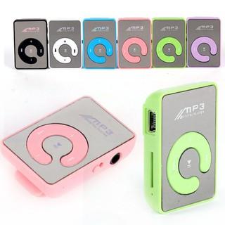 hỗ trợ thẻ nhớ 6 màu Máy nghe nhạc MP3