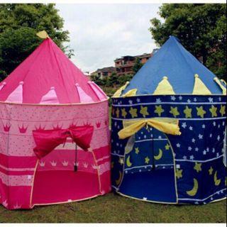 Lều bóng công chúa cho các bé