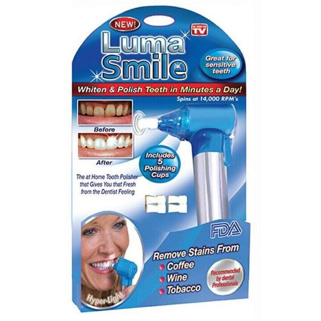 [SALE 10%] Máy làm trắng răng Luma Smile