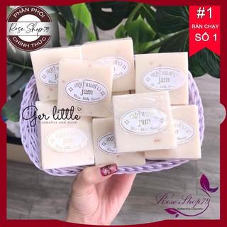 [Mặt & Body] Xà Phòng Sữa Gạo Thái Lan thumbnail