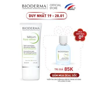 """Kem se nhỏ lỗ chân lông Bioderma Sebium Pore Refiner - 30ml giá chỉ còn <strong class=""""price"""">38.700.000.000đ</strong>"""