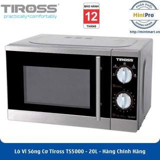 Lò Vi Sóng Cơ Tiross TS5000 - 20L - Hàng Chính Hãng