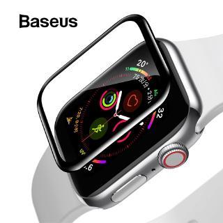 Miếng Phim Baseus Dán Bảo Vệ Màn Hình Đồng Hồ Apple 1 2 3 3 38mm 42mm 40mm 44mm cỡ 0.2mm