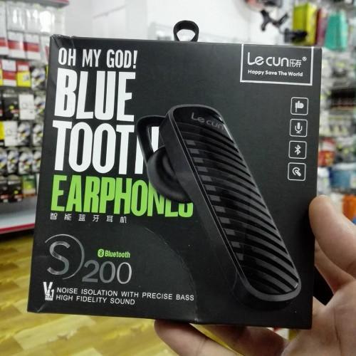 Tai Nghe Bluetooth Lecun S200