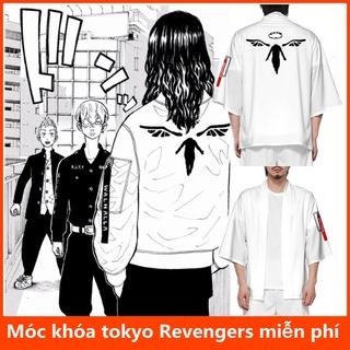 Áo Khoác Kimono Cosplay Nhân Vật Anime Tokyo Ghoul