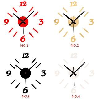 Đồng hồ số mica MẪU SỐ ĐƠN GIẢN A1