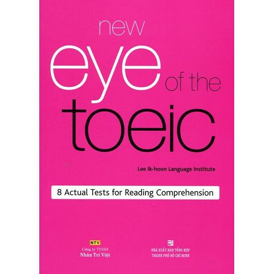 sách- New Eye Of The TOEIC (Không CD) - 3112508 , 851386879 , 322_851386879 , 218000 , sach-New-Eye-Of-The-TOEIC-Khong-CD-322_851386879 , shopee.vn , sách- New Eye Of The TOEIC (Không CD)