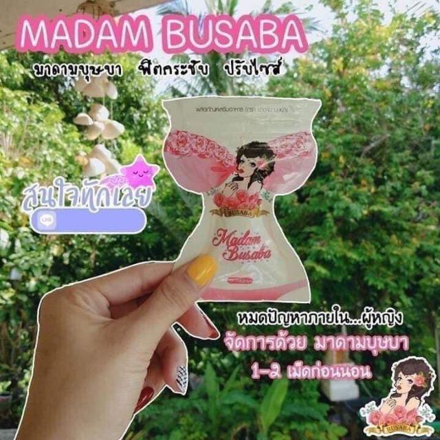 Madam busaba thái lan ( nở ngực đẹp da)