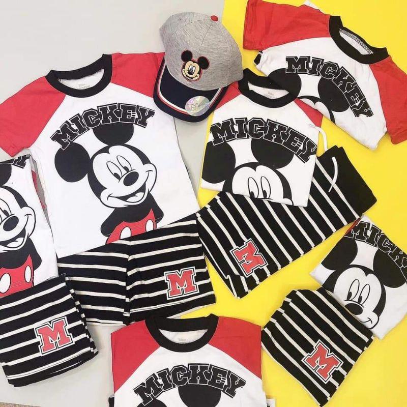 Bộ Mickey thương hiệu Little Maven