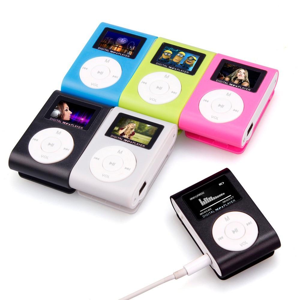 máy nghe nhạc mp3 có màn hình loại nhỏ