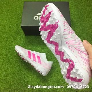 [Chính Hãng] Giày Adidas Nemeziz Messi 18.3 Đế TF . 2020 new . :)) ) Xiêu Rẻ . new :