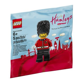 Thuộc bộ sưu tập minifigure Lego – Hamleys Exclusive Royal Guard