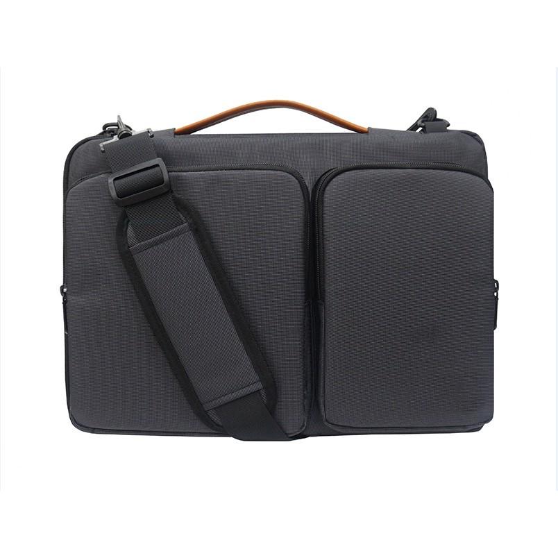 Túi chống sốc Laptop Macbook Máy tính xách tay chống nước quai đeo tiện lợi MA016
