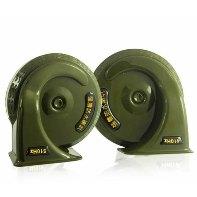 Một cặp còi sên 12v (410Hz và 510Hz)