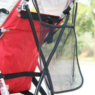 Túi lưới treo xe đẩy em bé thumbnail