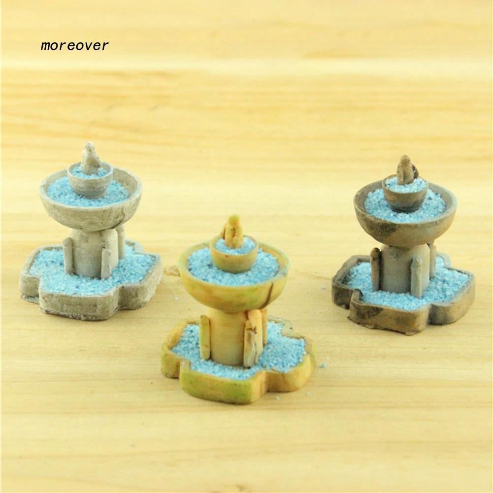 Bộ 3 mô hình đài phun nước mini trang trí không gian sân vườn - 14929641 , 2423551647 , 322_2423551647 , 43000 , Bo-3-mo-hinh-dai-phun-nuoc-mini-trang-tri-khong-gian-san-vuon-322_2423551647 , shopee.vn , Bộ 3 mô hình đài phun nước mini trang trí không gian sân vườn