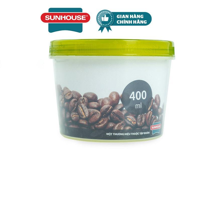 Hộp bảo quản thực phẩm khô BioZone 400ml KB-DR400P