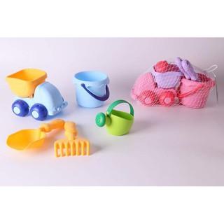 [Nhập mã TOYMAY15 giảm 15K] Bộ đồ chơi Xúc cát Toys House chính hãng