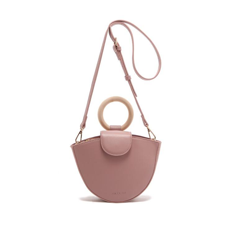 Túi đeo chéo thời trang Micocah HSC125 / Hồng