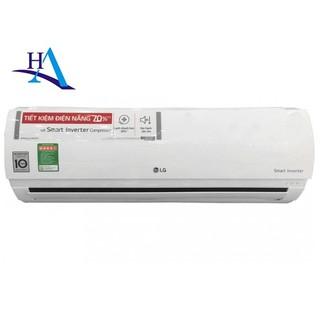 [Mã ELOCT300 Giảm 6% Tối Đa 300k] Máy lạnh LG Inverter 1 HP V10ENW (Miễn phí giao tại HCM-ngoài tỉnh liên hệ shop)