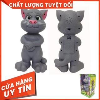 [CÓ VIDEO] Mèo thông minh Talking Tom hát, kể chuyện